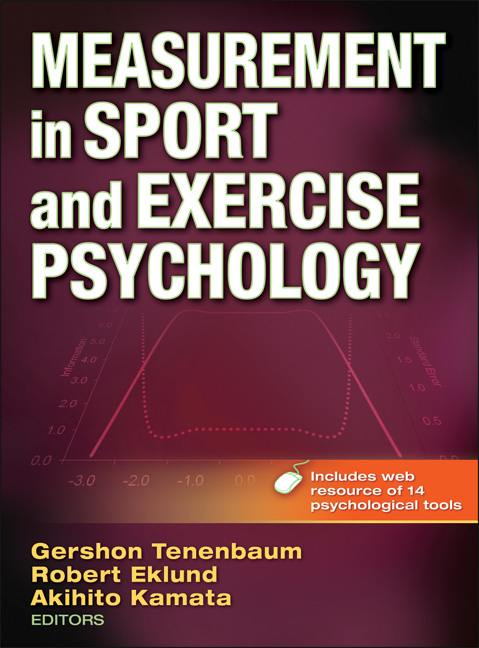 Measurement in Sport and Exercise Psychology With Web Resource