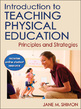 Introduction to Teaching Physical Education Online Student Resource Cover