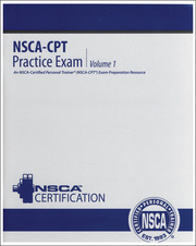 NSCA-CPT Practice Exam Package-DVD-Revised Edition