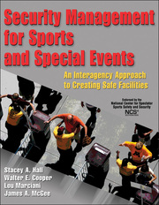 Security Management for Sports and Special Events eBook