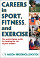 Careers in Sport, Fitness, and Exercise eBook Cover