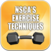 NSCA's Exercise Techniques, iPad Version With Video
