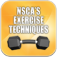 NSCA's Exercise Techniques, iPad Version With Video Cover