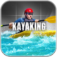 A handheld way to experience the adventure of kayaking