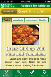 Greek Shrimp With Feta and Tomatoes