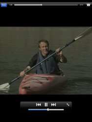 Kayaking Video Screenshot