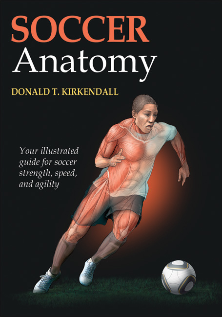Soccer Anatomy Whole Body Training For Soccer