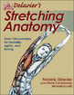 Delavier's Stretching Anatomy Cover