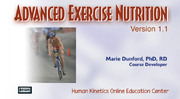 NSCA: Advanced Exercise Nutrition, Version 1.1-NT