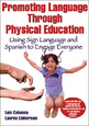 Promoting Language Through Physical Education Cover
