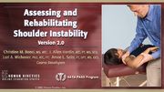 Assessing and Rehabilitating Shoulder Instabilities Enhanced Online CE Course, Version 2.0