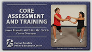 NATA: Core Assessment and Training Course-T