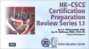 NATA: CSCS Online Review Series Course, Version 1.1-T