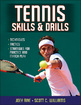 Tennis Skills & Drills Cover