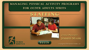 ACE: Managing Physical Activity Program for Older Adults Online Course