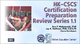 CSCS Online Review Series Course, Version 1.1-T Cover