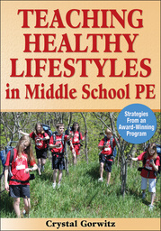 Teaching Healthy Lifestyles in Middle School PE eBook