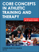Core Concepts in Athletic Training and Therapy Image Bank Cover