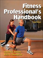 Fitness Professional's Handbook 6th Edition eBook
