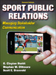 Sport Public Relations-2nd Edition Cover