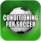 Conditioning for Soccer, iPad Version With Video Cover