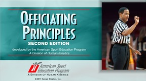 Officiating Principles Course
