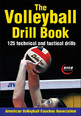 The Volleyball Drill Book Cover