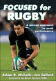 Focused for Rugby eBook Cover