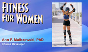 ISSA: Fitness for Women-T