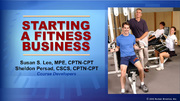 AFPA: Starting a Fitness Business Enhanced Online CE Course