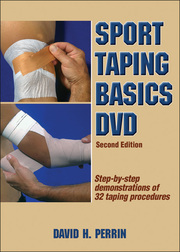 Sport Taping Basics DVD-2nd Edition