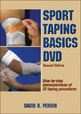 Sport Taping Basics DVD-2nd Edition Cover