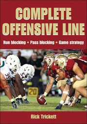 Complete Offensive Line eBook
