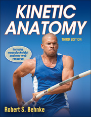 Kinetic Anatomy With Web Resource-3rd Edition
