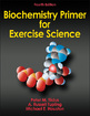 Biochemistry Primer for Exercise Science 4th Edition eBook Cover