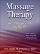 Determine the best massage therapy practices for older adult populations