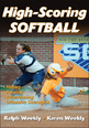 High-Scoring Softball Cover