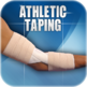 Athletic Taping and Bracing 3rd Edition, iPad Version With Video Cover
