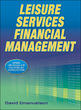 Leisure Services Financial Management eBook With Web Resource Cover