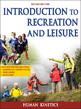 Introduction to Recreation and Leisure 2nd Edition eBook With Web Resource Cover