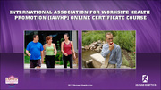 International Association for Worksite Health Promotion (IAWHP) Enhanced Online Certificate/CE Course Without Book