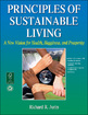 Principles of Sustainable Living Presentation Package/Image Bank Cover