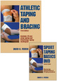 Athletic Taping and Bracing Book-3rd Edition/DVD Package Cover