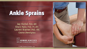 Ankle Sprains Course