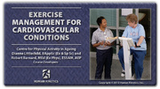 Exercise Management for Cardiovascular Conditions Course With eBook