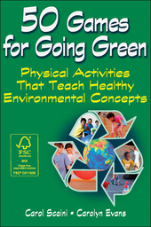 50 Games for Going Green eBook
