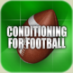 Conditioning for Football, iPad Version With Video Cover