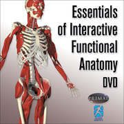 Essentials of Interactive Functional Anatomy DVD