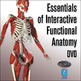 Essentials of Interactive Functional Anatomy DVD Cover