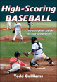High-Scoring Baseball Cover